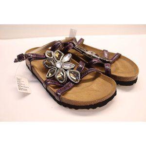 betula by birkenstock women's sandals crystals 39